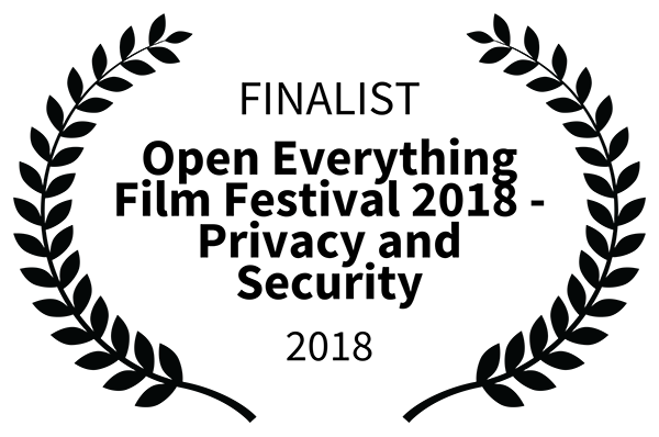Finalist - Open Everything Film Festival - 2018